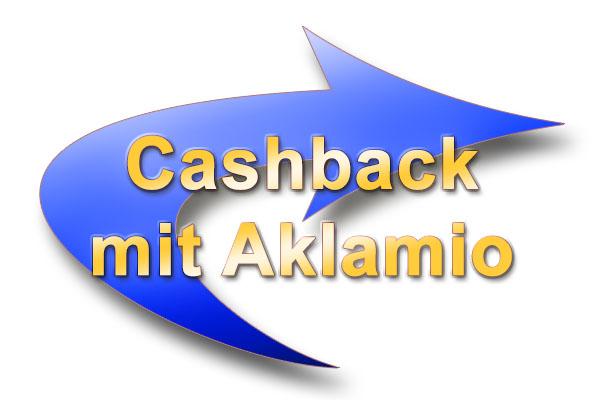 Cashback mit Aklamio